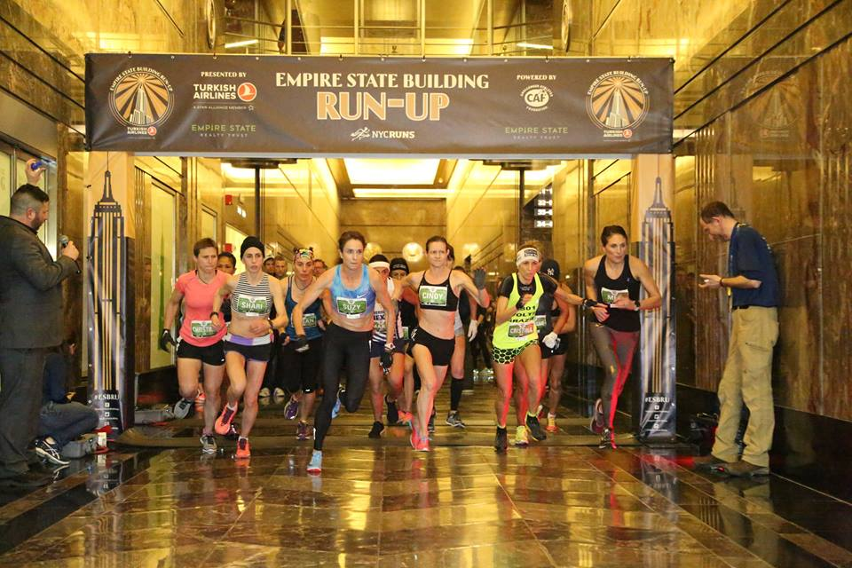 Empire State Building Run Up – New York – February 7, 2018