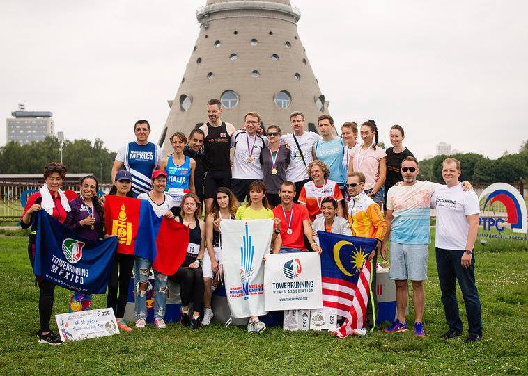 Ostankino Tower Run – Moscow – July 21