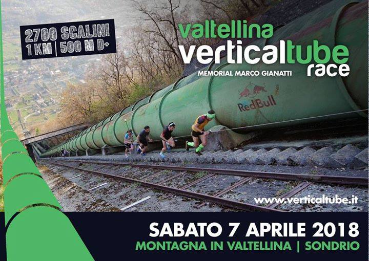 Valtellina Vertical Tube Race – Montagne di Valtellina – April 7