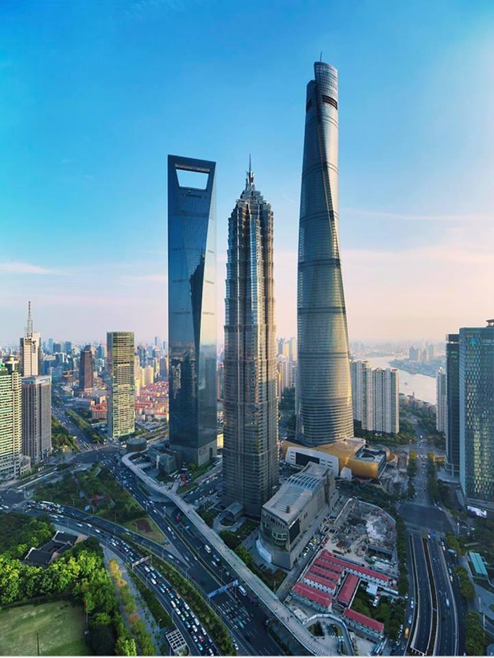 Shanghai – Shanghai Tower – November 25