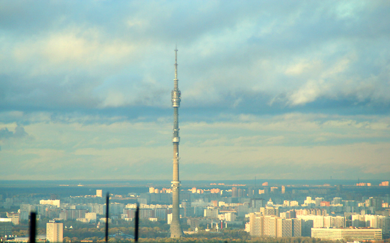 Towerrunning 200 – Ostankino Tower Run – Moscow – August 24