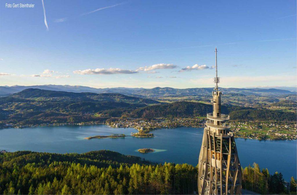 Towerrunning 120 – Pyramidenkogel Turmlauf – Keutschach – September 13, 2019