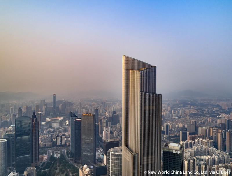 Towerrunning 40 – 2019 International Vertical Marathon Final – CTF Finance Center – Guangzhou – December 1, 2019