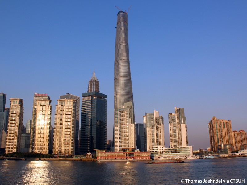 Towerrunning Tour Final 2019 – Shanghai Tower – November 24, 2019