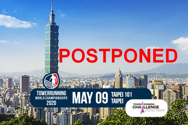 Postponement of Towerrunning World Championships 2020