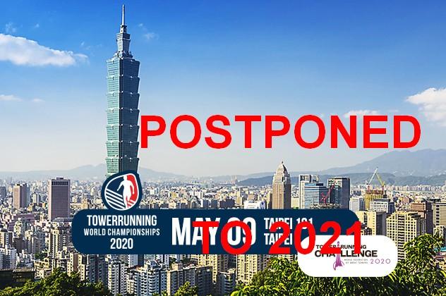 World Championships postponed to next year