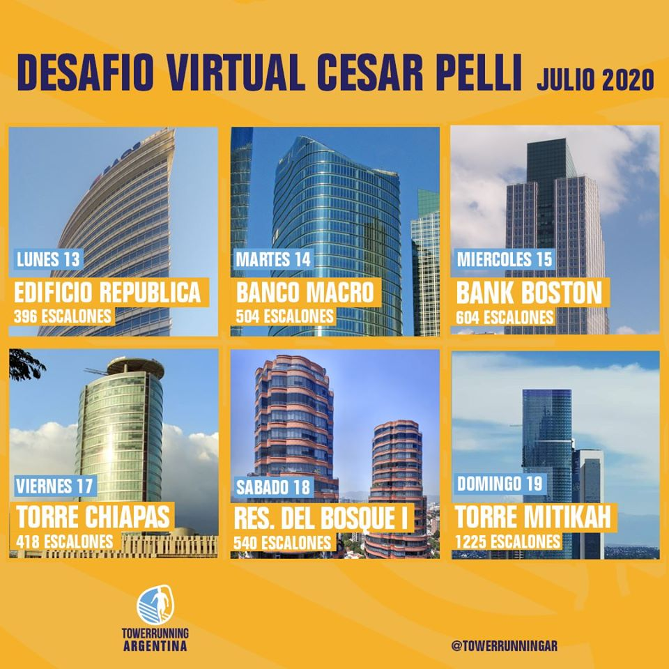Desafio Virtual Cesar Pelli